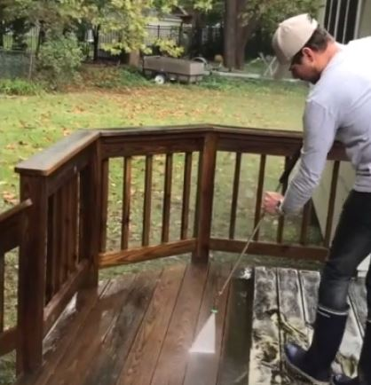 Power washing clarksville